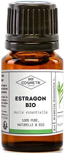 Olio essenziale di dragoncello Organico - MyCosmetik - 5 ml