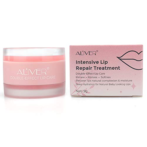 ALIVER Lip Mask, Lip Primer, Lip Sleeping Mask, Lip repair treatment, Lip Repair Balm