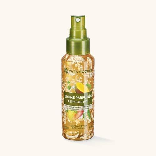 Yves Rocher Acqua Profumata Corpo e Capelli al Mango