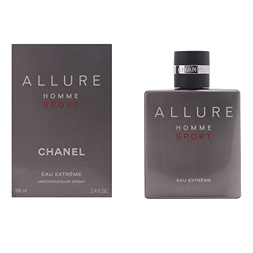 Chanel Allure Sport Eau Extreme Eau De Toilette Spray Uomo - 100 Ml