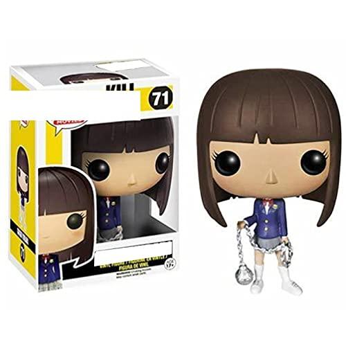 Anime Movie Series Kill Bill Pop Gogo Yubari # 71 Vinyl Action Figure Da Collezione Model Toys Per Chlidren Con Scatola 10 Cm