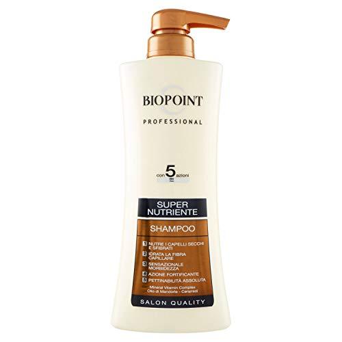 Biopoint Super Nutriente Shampoo, 400ml