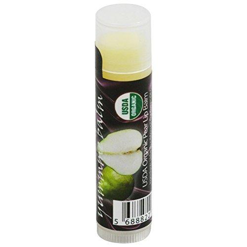 Biopark - Yumme Lip Balm Balsamo Labbra Idratante e Lenitivo Labbra Secche e Screpolate - Pera -
