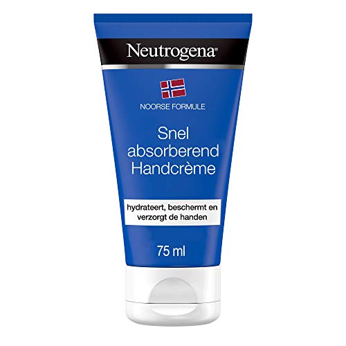 Neutrogena, Crema mani ad assorbimento extra rapido, 75 ml