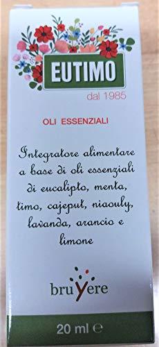 Eutimo - Miscela di oli essenziali - 20 ml