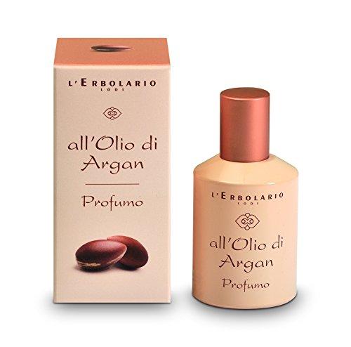 L'erbolario olio di Argan Eau de profumo, 1 pacchetto (1 x 50 ml)