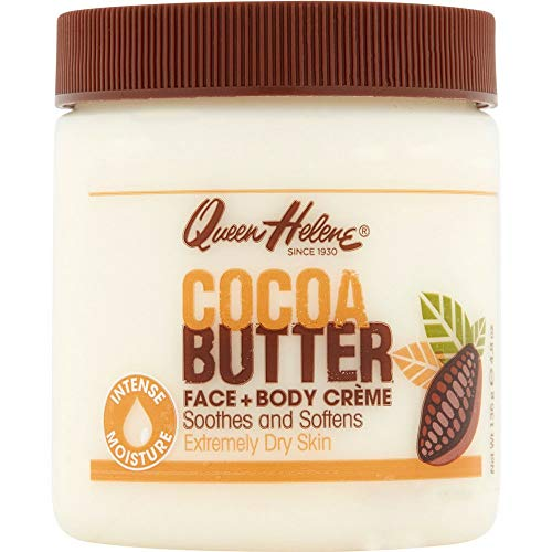Cocoa Butter Creme 4.80 Ounces by Queen Helene