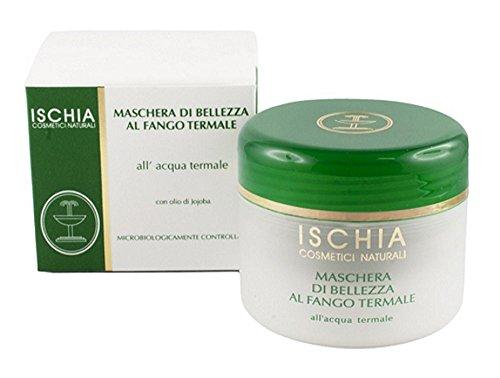 Ischia Cosmetici Naturali Maschera di Bellezza al Fango Termale - 100 ml