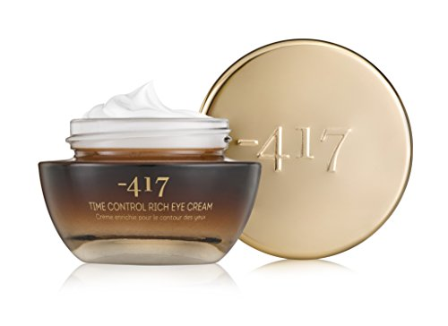 Ricca crema anti età per gli occhi di -417 (Prezioso Complesso Minerale e Minerali del Mar Morto)