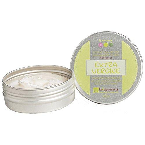 LA SAPONARIA Crema Mani Extravergine (Mani e Piedi) / Hand Cream Extravirgin Olive Oil (Mani e Piedi)