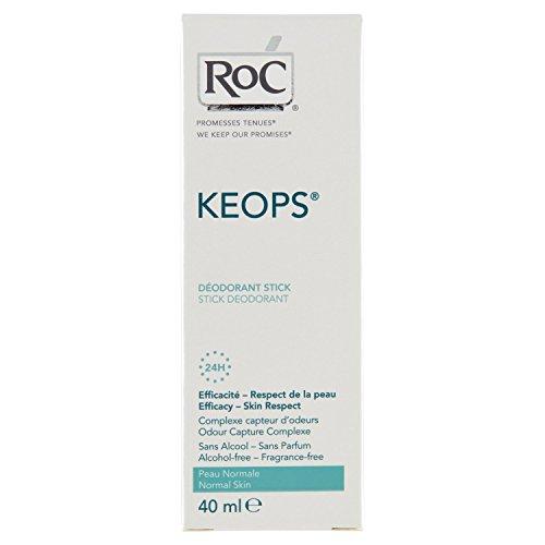Roc Deodorante Stick Keops 24H - 40 ml