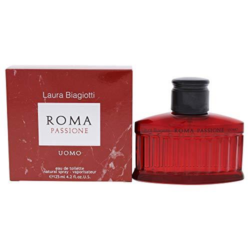 Laura Biagiotti Roma Passione Uomo Eau de Toilette Spray - 125 ml