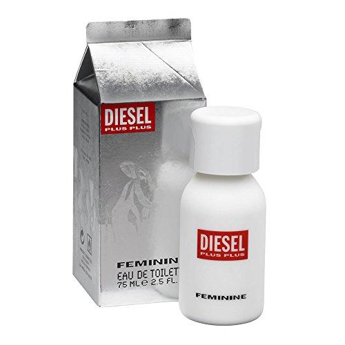 Diesel Plus Plus Feminine Eau De Toilette 75Ml Vaporizador