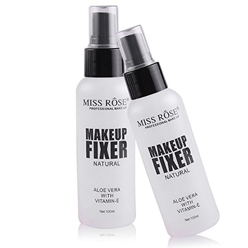 100 ml Makeup revolution pro fix makeup fixing spray, fissatore idratante set da trucco fondotinta duraturo opaco naturale