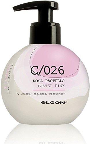 Elgon Haircolor i care C/026 Rosa Pastello 200 ml