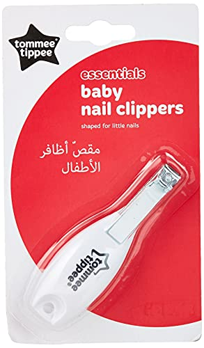 Tommee Tippee Essential Basics - Tagliaunghie per neonato