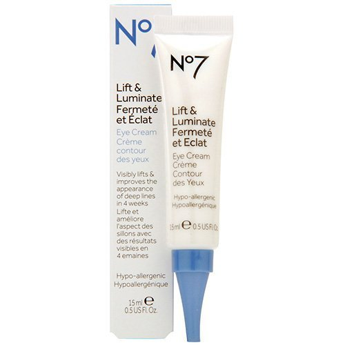 Boots No7Lift and Luminate Eye Cream by Boots [beauty]