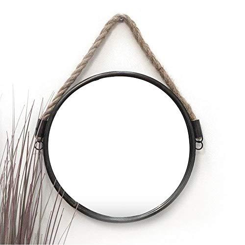 Ardisle Specchiera da parete rotonda da bagno o da bagno