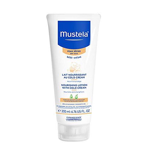 Mustela Latte Nutriente alla Cold Cream - 200 ml
