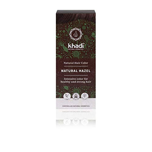 Khadi Tinta Vegetale in Polvere - Nocciola