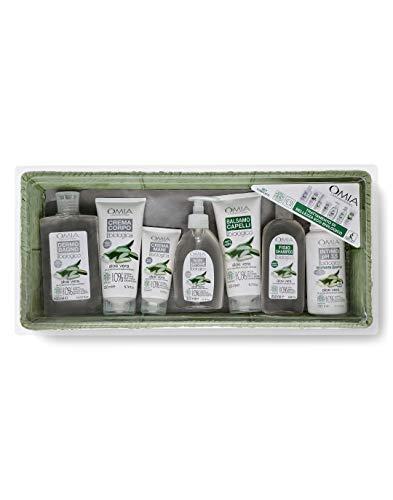 Omia Cestino Naturale Trattamento Completo Aloe Vera - 1425 ml
