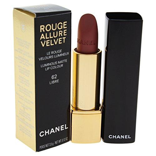 Rouge Allure Velvet 62-Libre 3,5 Gr