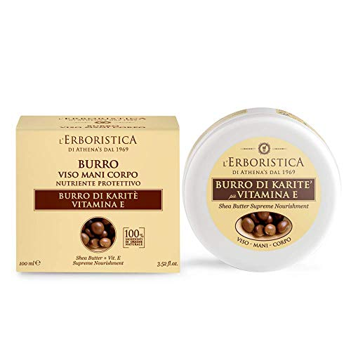 Burro Di Karitè + Vitamina E 100 ml
