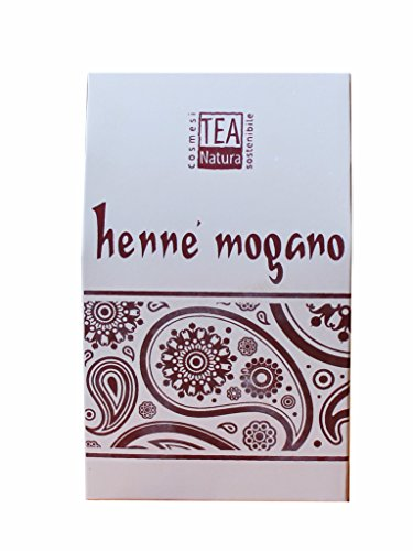 Henné Mogano 'Lawsonia e Indaco' Tea Natura - 100 g