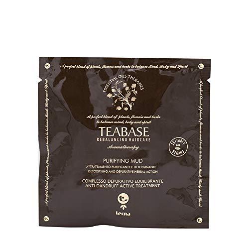 Fango per Capelli Seboregolatore Teabase Purifying MUD - Tecna - 50ml