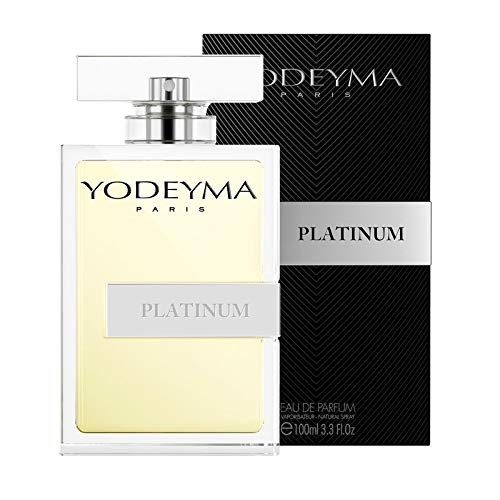 yodeyma platinum profumo uomo eau de parfum 100 ml