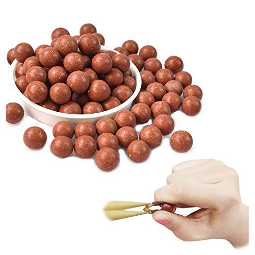 Fionda Munizion Catapulta Slingshot Ammo Hard Clay Ball Slingshot Palla Beads Palla Fango Fango Di Sicurezza Catapulta Target Di Tiro Il Miglior Regalo Per Gli Amanti Della Fionda