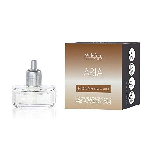 Millefiori Aria ricarica di fragranza per diffusore di fragranza per ambiente elettrico fragranza Sandalo Bergamotto