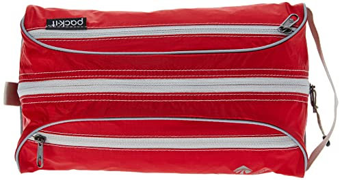 Eagle Creek Wash bag Pack-It Specter Quick Trip Toiletry Organizer, red Beauty Case, 43 cm, 3 liters, Rosso (Volcano Red)