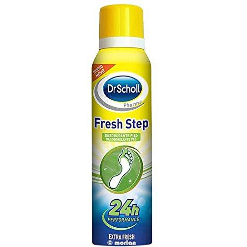 Dr.Scholl Fresh Step Spray Deodorante Piedi Extra Fresh 24ore 150ml