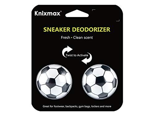 knixmax Palline deodoranti per Scarpe Borse e vani - Fragranza al gelsomino