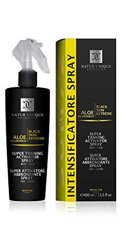 Black Skin Extreme Super Attivatore Abbronzante Spray Viso Corpo