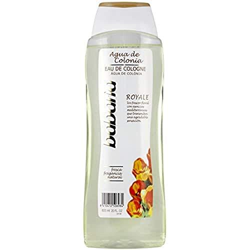 Babaria Acqua di Colonia, Royale Edc, 600 ml
