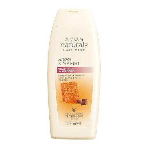 Avon Naturals shampoo, miele e olio di jojoba 250ml
