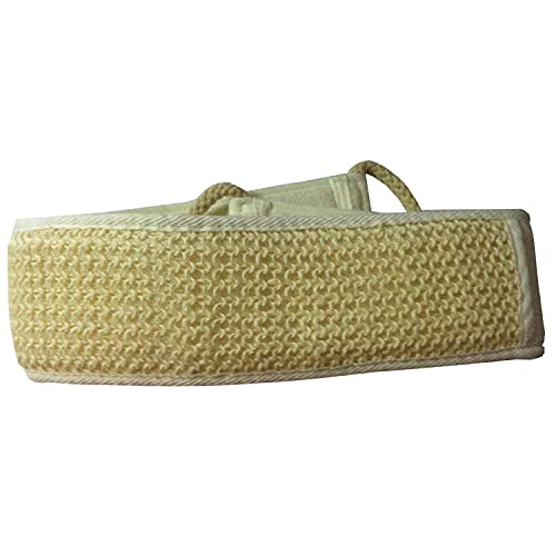 Zen'Arôme, Cintura esfoliante per la schiena, in fibra naturale