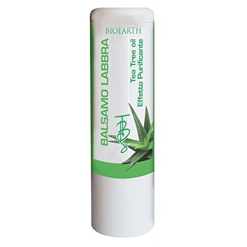 Balsamo Labbra Acido Jaluronico ed Aloe - Bioearth