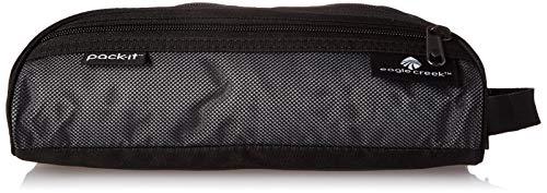 Eagle Creek Wash bag Pack-It Original Quick Trip Toiletry Organizer, black Beauty Case, 26 cm, 3 liters, Nero (Black)