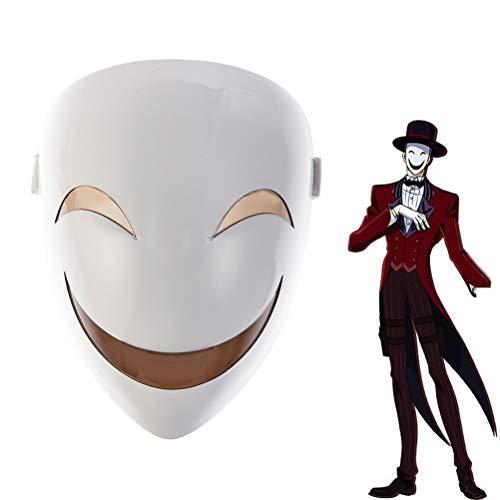 MIFASA, maschera per Halloween e Halloween, maschera in resina, maschera per il viso, maschera per Halloween e cosplay