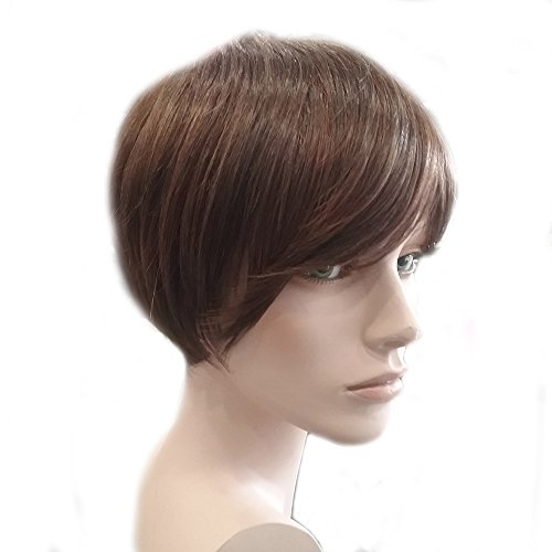 Parrucca Hairdo modello Short&Sleek Colore Castano Medio Ramato R6/30H