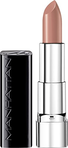 Manhattan Moisture Renew Lipstick, rossetto cremoso, idratante, intensivo, a lunga durata, 1 pezzo (1x 4g)