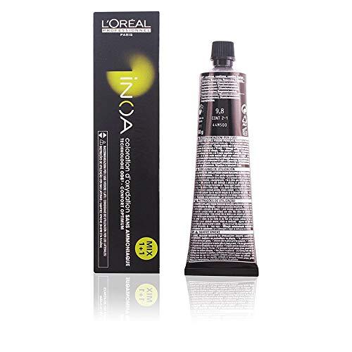 L'Oréal Professionnel Paris Colorazione ad Ossidazione - 9.8 Biondo Molto Chiaro Moca x 60 ml