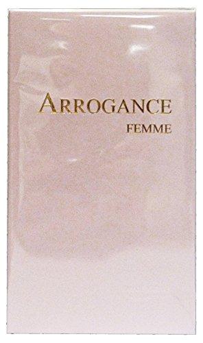 Arrogance Eau de Toilette Spray, Donna,100 ml