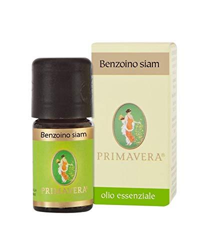 Flora Olio Essenziale Benzoino Siam, Prodotto per Uso Esterno - 5 ml