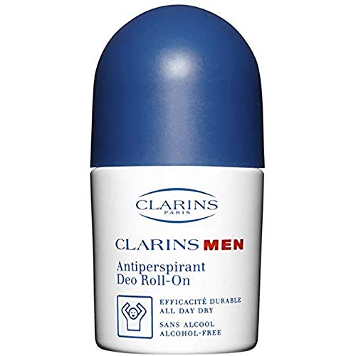 Clarins Men Antitraspirante Deodorante Roll On - 50 ml