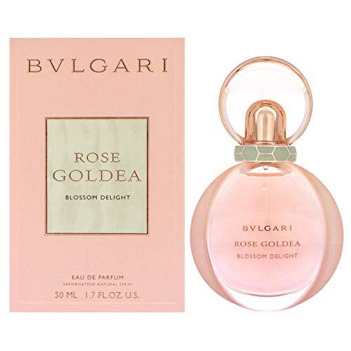 Bvlgari Rose Goldea Blossom Delight Eau de Parfum Donna, 50 ml