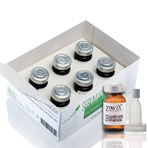 Trattamento Anti Acne. Siero Viso per combattere l'Acne. Siero Antiacne con Acido Salicilico e riduci brufoli e punti neri. Provalo e risolverai i tuoi problemi con l'Acne. (30 ml)